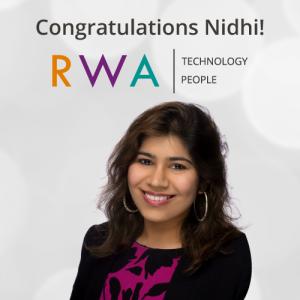 Congratulations Nidhi