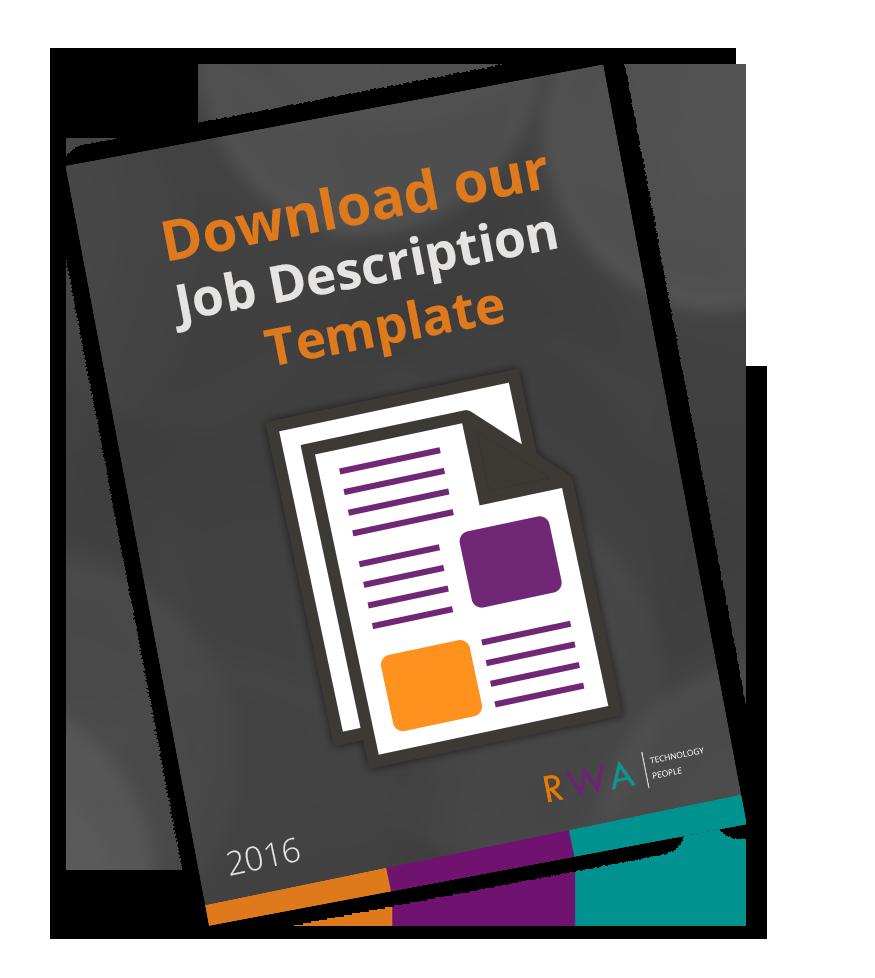 it job description template writing an effective it job