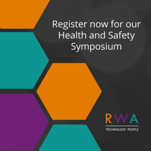 Health and Safety Symposium Invitation