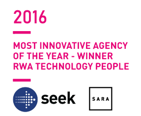 RWA - Most Innovative Agency of the Year