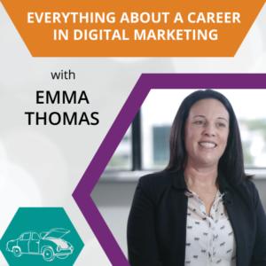 Career in Digital Marketing - Emma Thomas | rwa
