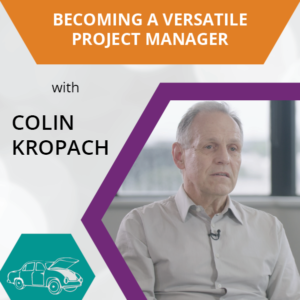 project manager Colin Kropach