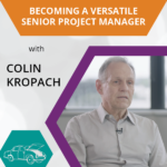 senior project manager Colin Kropach