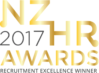 RWA - NZ HR Awards Recruitment Excellence Winner 2017